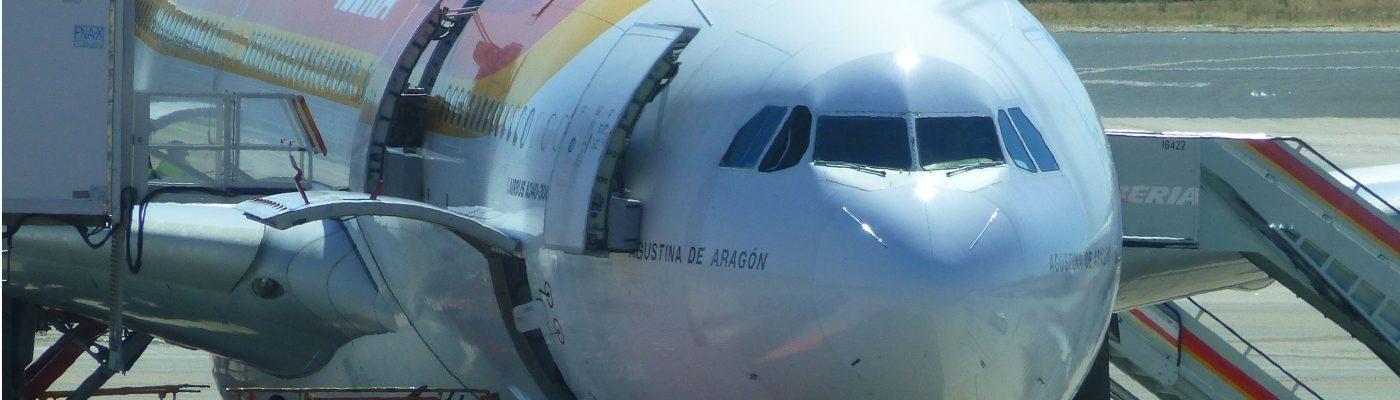 Iberia Flug Madrid-Lima