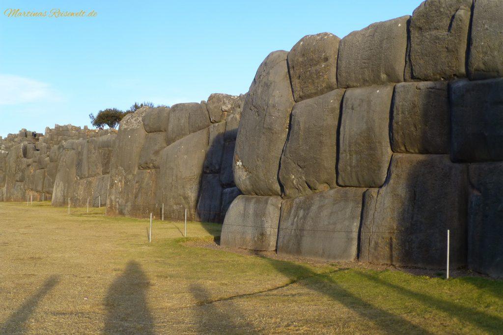 kaum überwindbare Mauern