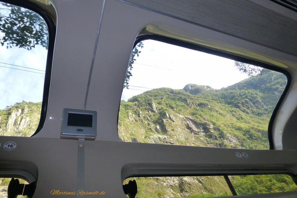 die Panoramafenster