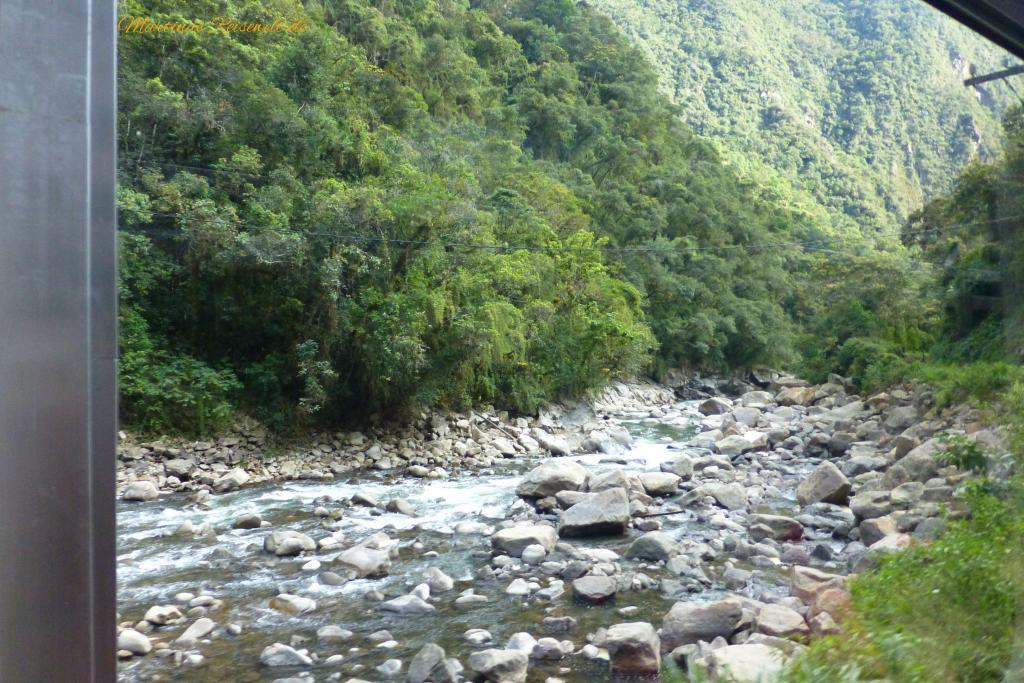 der Urubambafluss