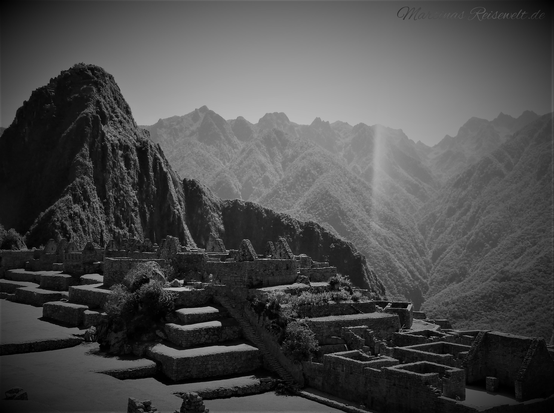 Machu Picchu entdeckt von Hiram Bingham