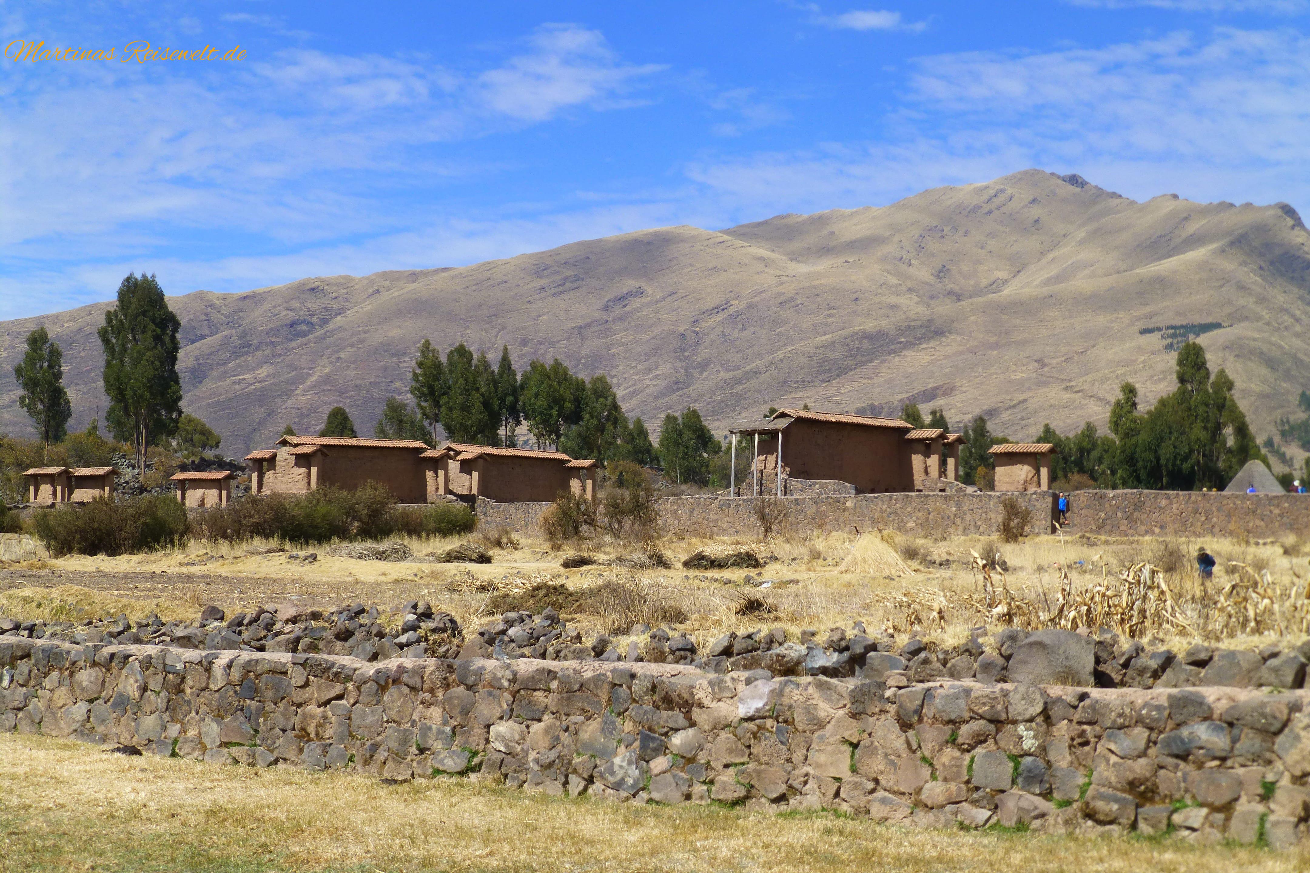 Tempel von Raqchi