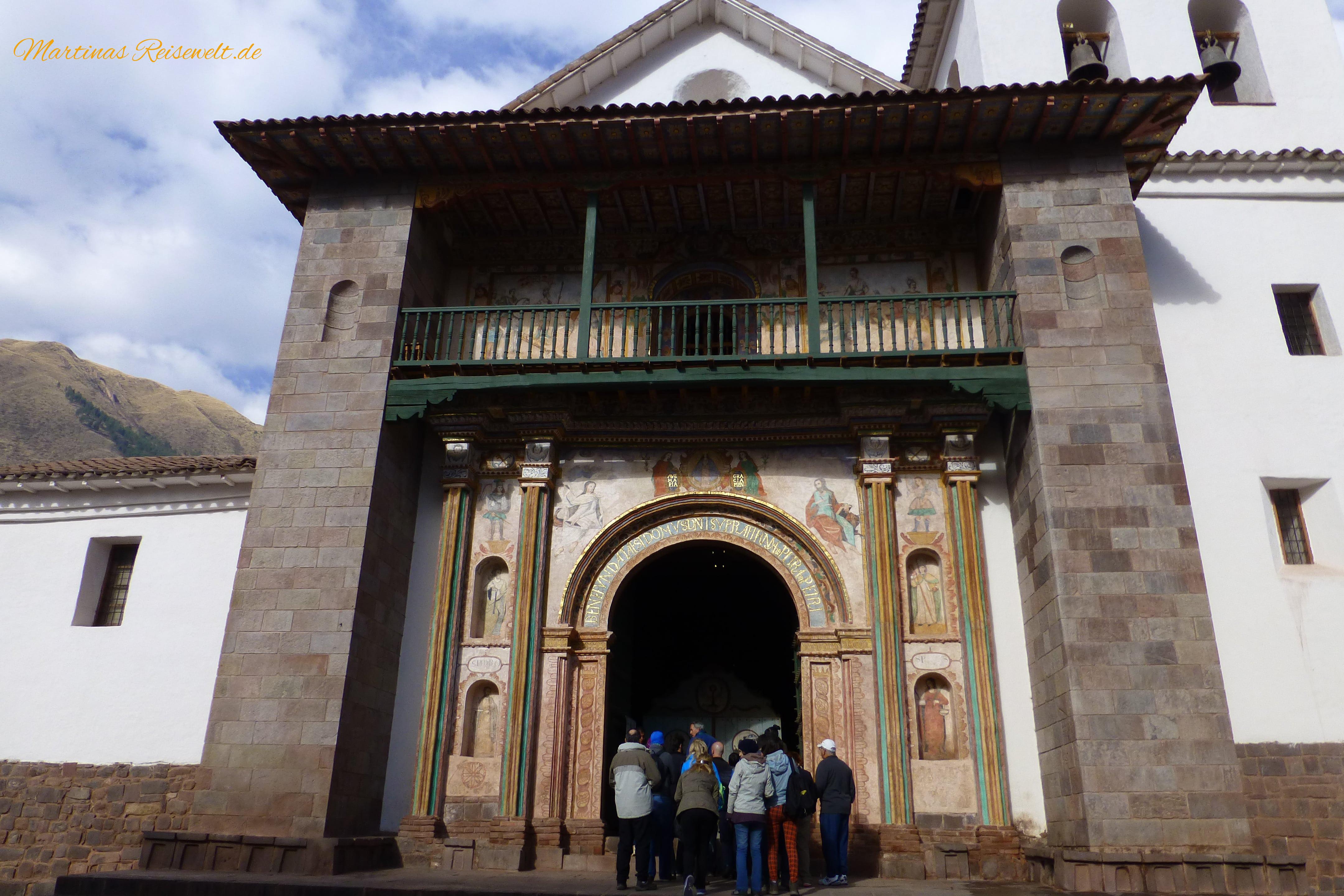 Kirche von San Pedro
