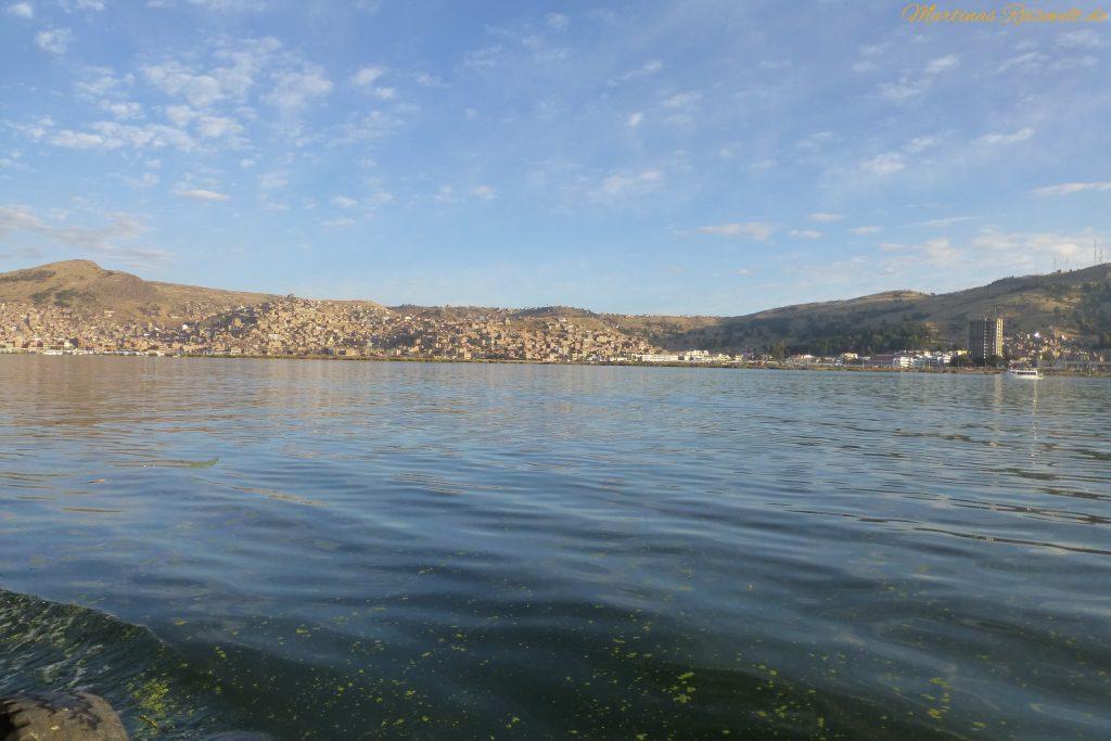 die Bucht von Puno