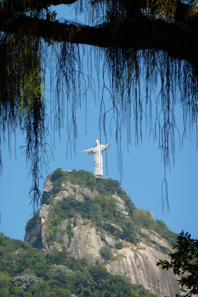 Corcovado mit Christusstatue