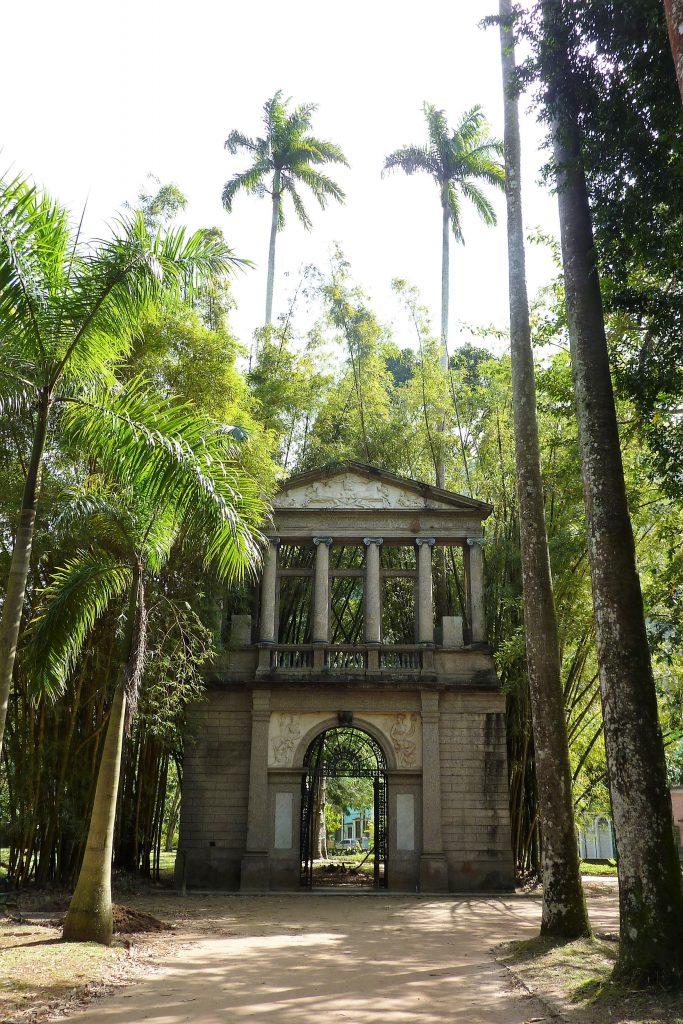 so ein altes Tor hätte ich in Rio gar nicht vermutet