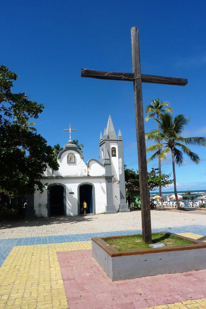 die kleine Kirche Sankt Franziskus
