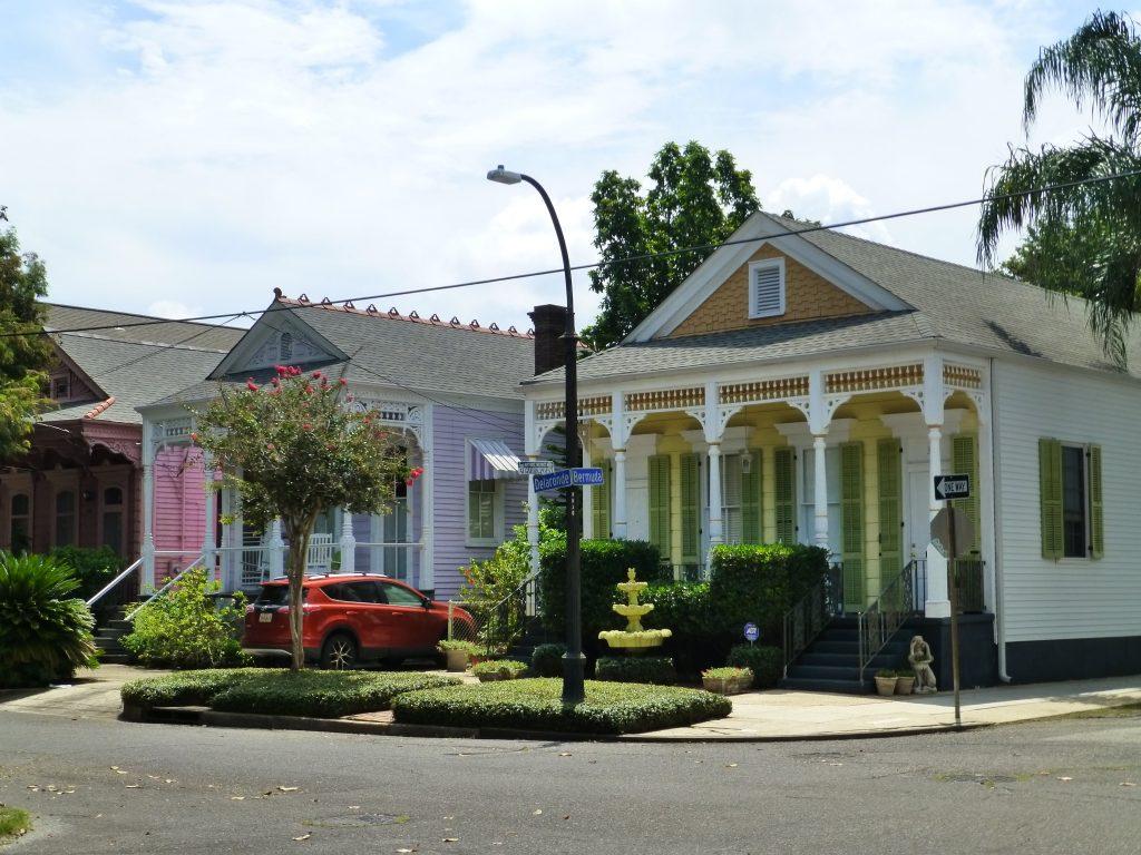 Häuser in Algiers