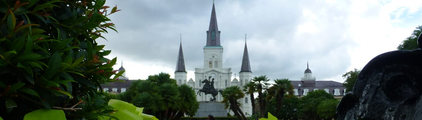 New Orleans St. Louis Kathedrale