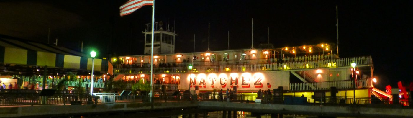 Natchez by night