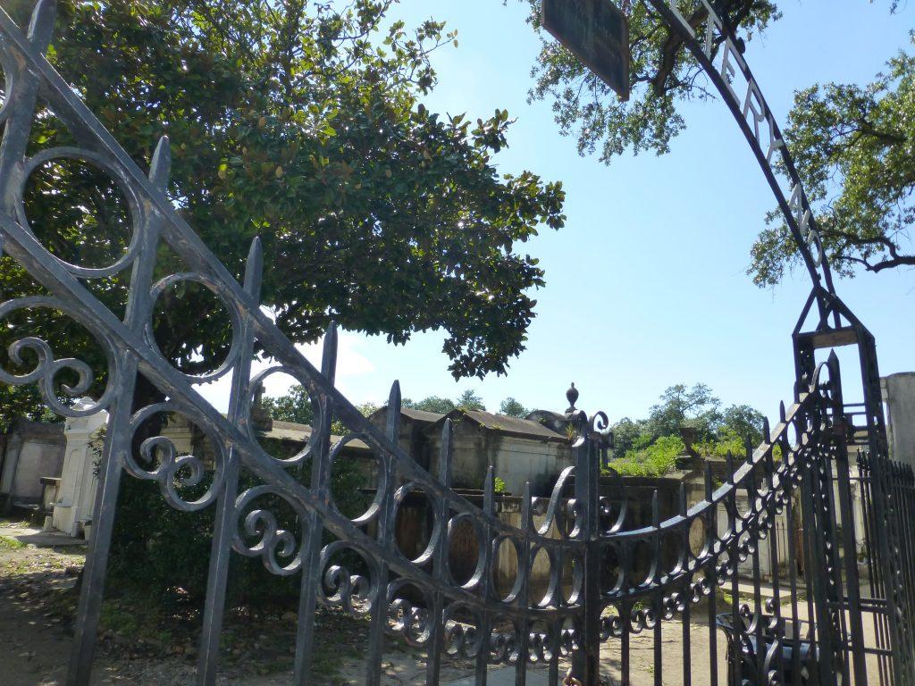 der berühmte Friedhof