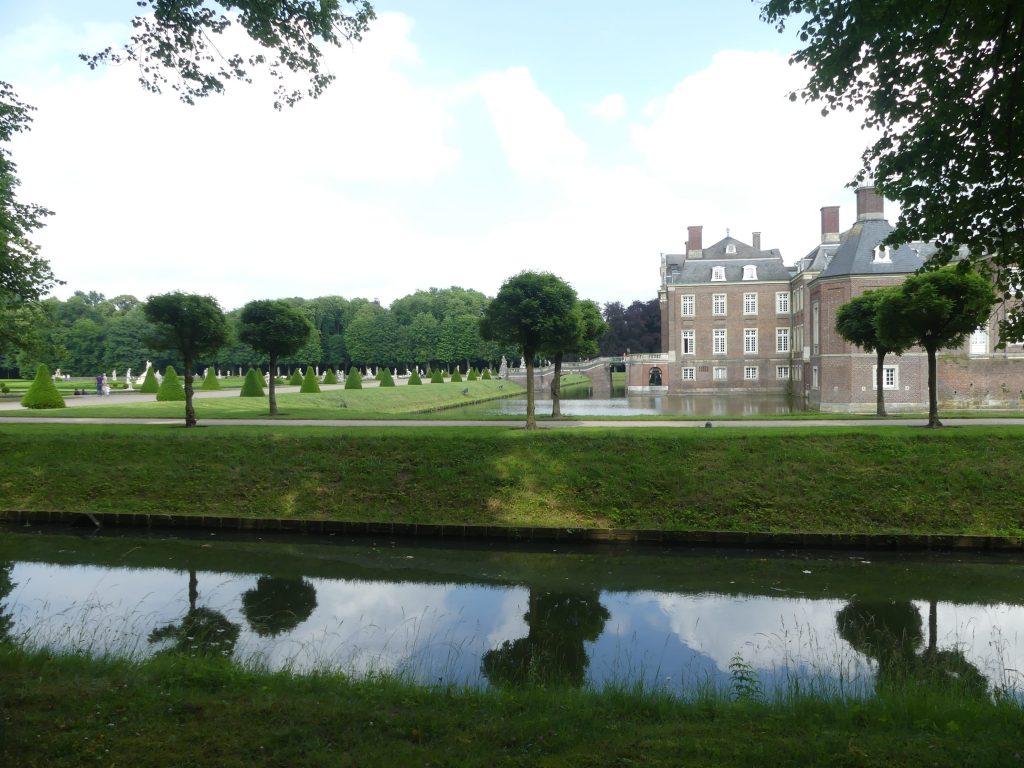 Schloss Nordkirchen mit Garten