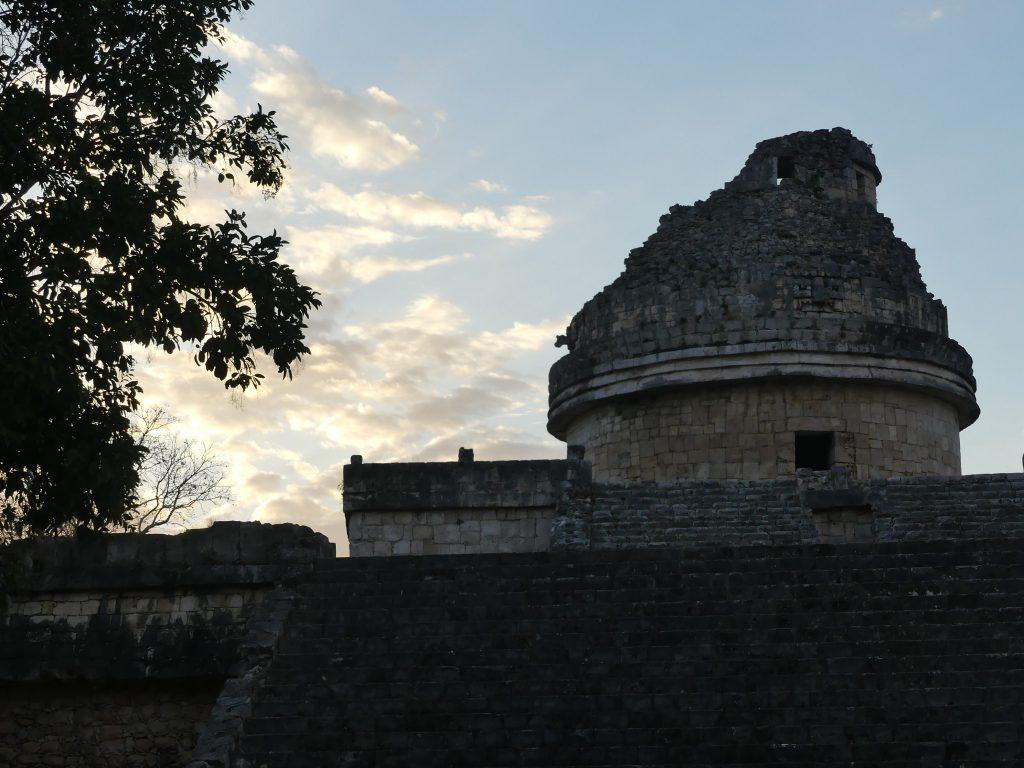 Chichen Itza, Observatorium