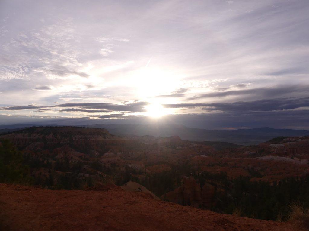 Bryce Canyon, der Morgen erwacht