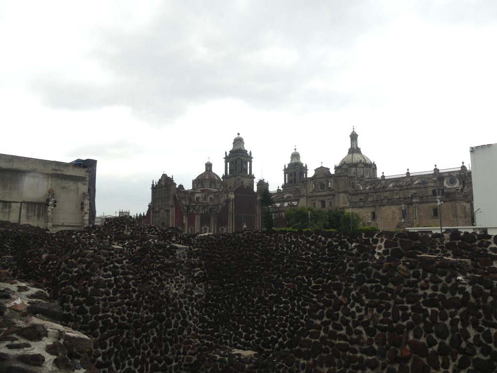 Tenochtitlan, Templo Mayor