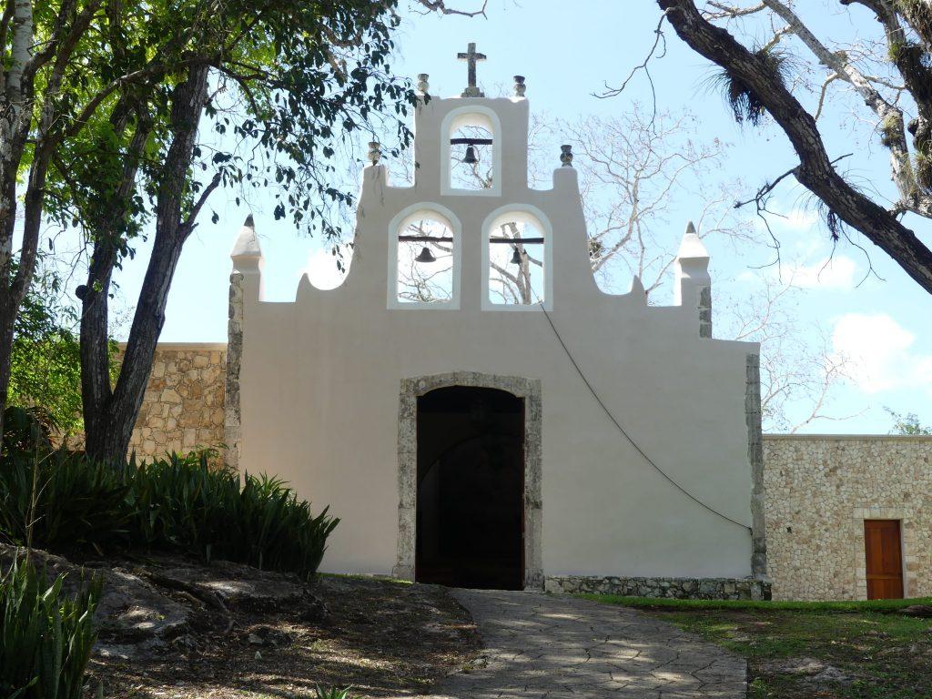 es gibt sogar eine eigene Kirche