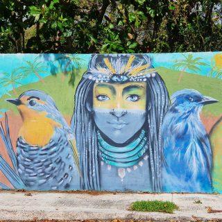 Streetart in Playa del Carmen. Wunderschön anzuschauen.  Infos zu Playa del Carmen und schönen Ausflügen findet ihr in meinem neuen Blogpost unter  https://martinasreisewelt.de/urlaubsziel-mexiko-playa-del-carmen-unternehmungen-und-ausflugstipps  Link in Bio🙂  #playadelcarmenmexico #rivieramaya #rivieramayamexico #quintanaroo #yucatanpeninsula #streetart #streetartphotography #murales #mural #murals #muralart #mexiko