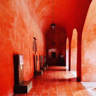 Convento San Bernadino de Siena in Valladolid. Für ein kleines Eintrittsgeld könnt ihr die alten Mauern und Gänge des Klosters bewundern.  . . . #convent #convento #valladolid #kloster #valladolidyucatan #yucatanmexico #yucatan #mexiko #mexikoreise #entdecken #besichtigen #instatravel #instagood #reiseblog #martinasreisewelt