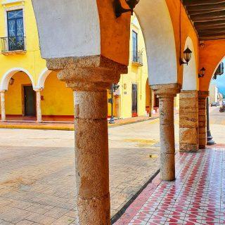 Im Zentrum von Valladolid, Yucatan. . . . #valladolidyucatan #valladolid #valladolidmexico #yucatanpeninsula #yucatanmexico #yucatan #entdecken #besichtigen #instamex #instamexico #reiseblog #travelmexico #fotografieistunserhobby #martinasreisewelt