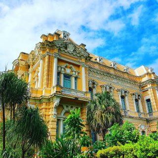 Wunderschönes Gebäude am Paseo Montejo, Palacio Cantón. Es beherbergt das Museum für Anthropology in Merida, Yucatan. . . . #palaciocanton #museo #museum #paseomontejo #meridayucatan #yucatanpeninsula #yucatanmexico #entdecken #besichtigen