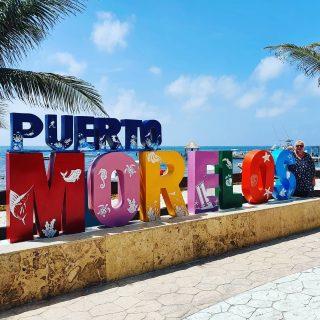 Da braucht man nicht lange raten, wo ich heute war.🙂 Bei gefühlten 41 Grad war es in der Nähe des Meeres sehr angenehm. 🌞🌞🌞 . . . #puertomorelos #puertomorelosmexico #rivieramaya #rivieramayamexico #instamexico #entdecken #ausflug #travelinspiration #reisebloggerin #reiseblogger #reisen #martinasreisewelt